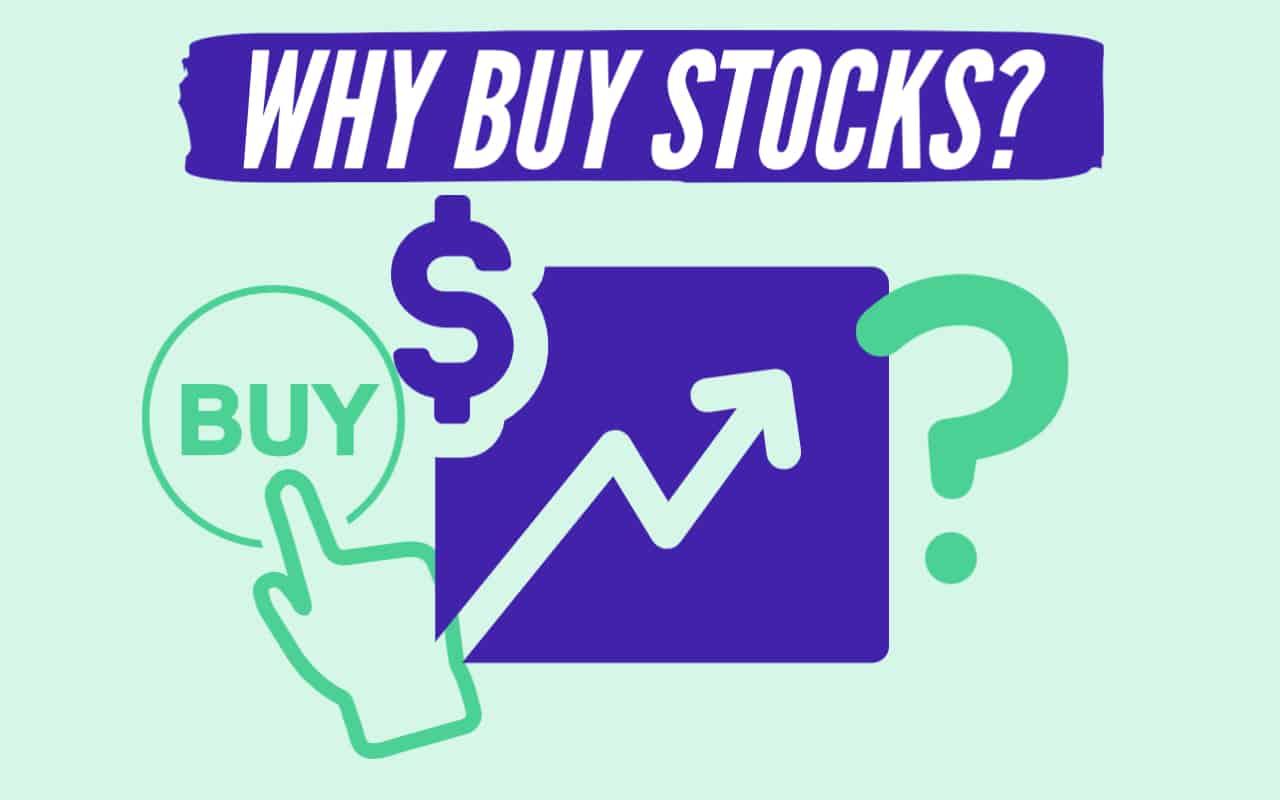 Why buy stocks